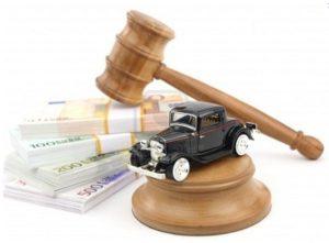 Накладення арешту на кошти та майно