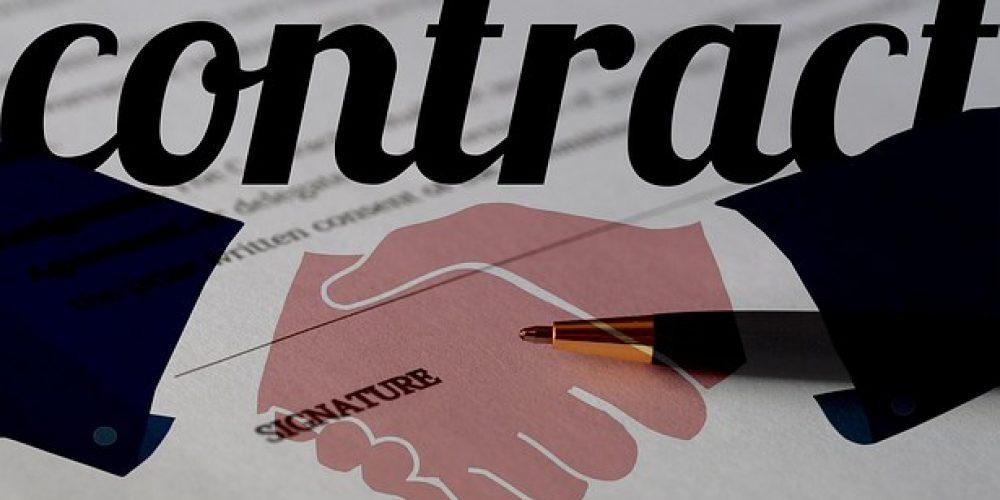 Розробка договору – популярна юридична послуга
